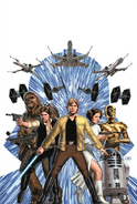 Star Wars Marvel 2015