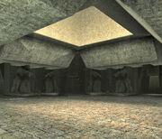 Sith Academy Interior