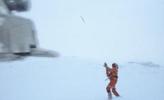 Luke fires ascension gun ESB