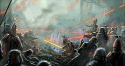 GGW Battle of Bothawui