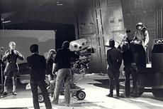 Derek Torent filming
