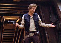 Grin of Han-Solo RotJ