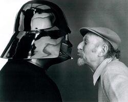 Kersh vader kiss
