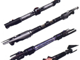 Двухклинковый световой меч