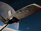 Лёгкий грузовой корабль