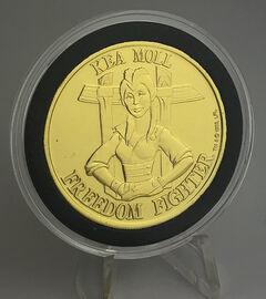 Kea Moll coin