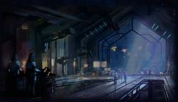 Mandalorian cruiser bridge Timeline2