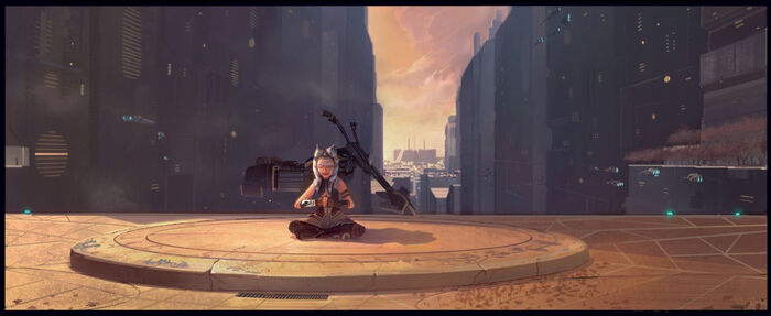 Ahsoka-tano-tara-rueping-concept-art