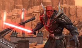 Sith Pureblood Warrior SWTOR