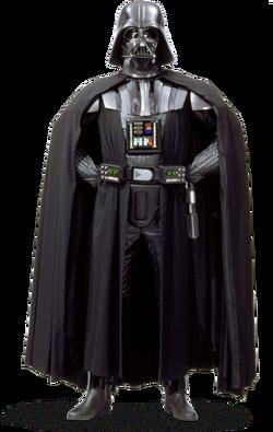 Darth Vader SWE detail