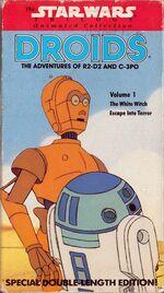 Droids - Volume 1 VHS 1990