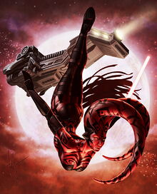 Darth Talon LECG
