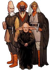 Jedi Council NEGTC