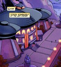 Jedi temple LostSuns5
