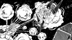 Battle for the Katana Fleet