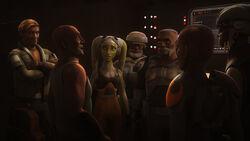 Hera mustering allies