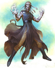 Tholothian mystic FDUP