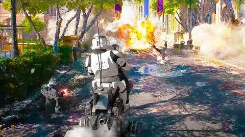 STAR WARS BATTLEFRONT 2 Gameplay Multiplayer Full Match (E3 2017)
