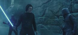 Кайло против Рыцарей Рен