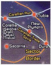 Correlian Sector