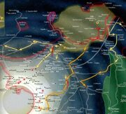 MandWars Map