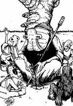 Ithorian storyteller