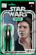 Star Wars Vol 2 2 Action Figure Variant