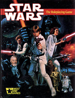 SW The RPG 1st Edition