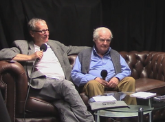 Paul Blake and Shane Rimmer Interview 2015