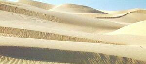 Eastern Dune Sea