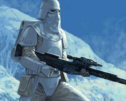 Snowtrooper Lieutenant