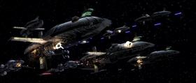 Атака фрегатов Гривуса