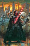 Target Vader 2 unlettered cover