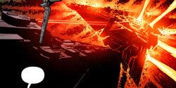 Dauntless destroyed
