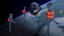 Battle of Endor b wings