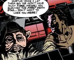 Nien Lando comics