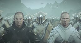 Arcann and Thexan - Conquest