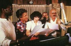 The superb radio cast of 1981