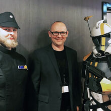 Sean Williams and 501st