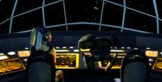 Decimator cockpit SWLA