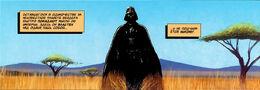 Vader at Vaal
