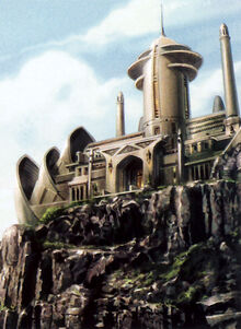 Дворец Фонтанов