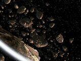 Астероидное поле Хота