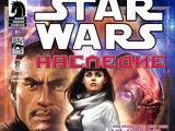 Звёздные войны. Наследие 1: Пленница плавающего мира, часть 1