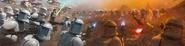 Begun the Clone War has RotS