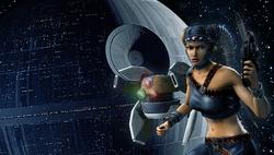Rianna Saren Zeeo Death Star