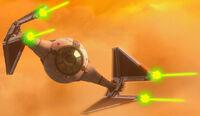 Skerris interceptor