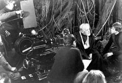 Filmando-el-imperio-contraataca-Alec-Guinness-Mark-Hamill