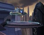 KT-400 Taris Sith Base