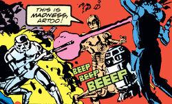 C-3PO R2-D2 SW1